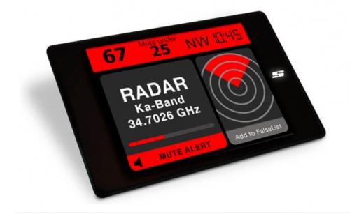 Stinger VIP Radarwarner