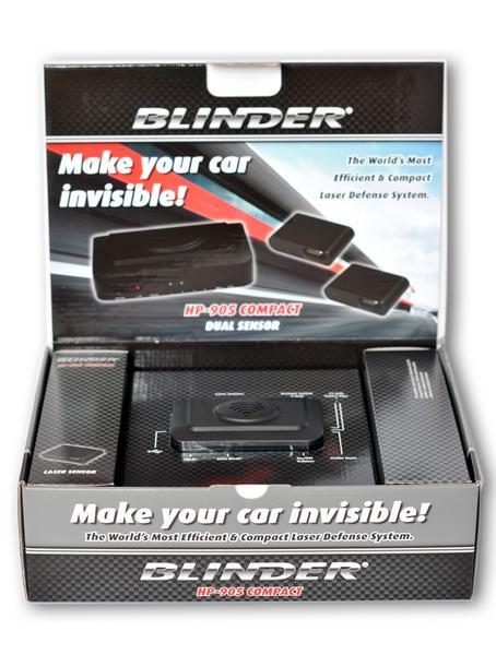 Blinder Pack