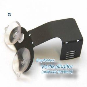 Vertikalhalter Beltronics u. Escort Radarwarner