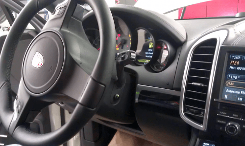 Bedienknopf-Genevo-Porsche-Cayenne-2