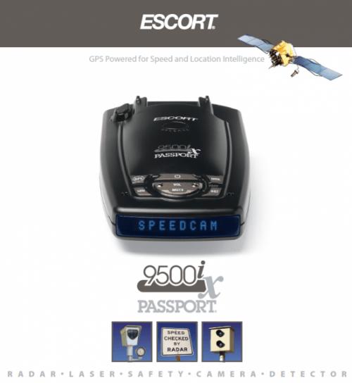 Escort 9500ix International