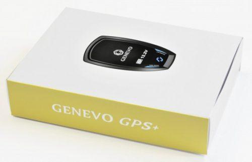 Genevo GPS Plus Radarwarner