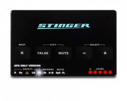 Stinger Card Radarwarner