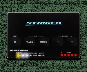 Stinger Card Radarwarner
