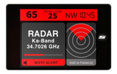 Radaralarm