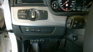 Stinger Card Radarwarner BMW M550d