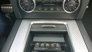 Stinger Card Mercedes