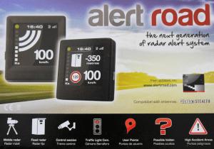 Alert Road Radarwarner