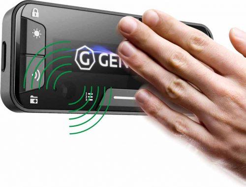 Genevo Assist Pro 2 Gestensteuerung